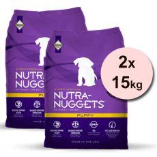 NUTRA NUGGETS Puppy 2 x 15kg