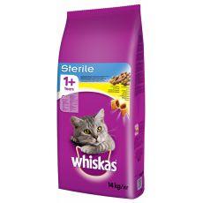 WHISKAS Sterile Katzenfutter 14 kg