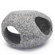 Dekoration - Stein Versteck, Granit, 10,2 cm
