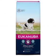 EUKANUBA ADULT MEDIUM Breed -15 kg