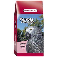 Futter für große Papageien Prestige Parrots Breeding 20kg