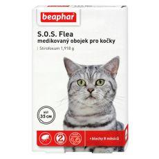 Halsband für Katzen gegen Flöhe, Beaphar 35 cm