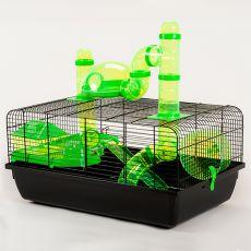Käfig für Hamster JERRY I Fred + Terrasse