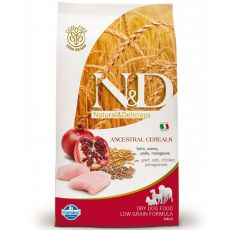 Farmina N&D dog LG ADULT Chicken & Pomegranate 0,8 kg