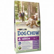 PURINA DOG CHOW SENIOR Lamm & Reis 14kg