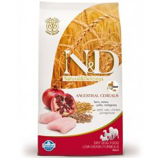 Farmina N&D dog LG ADULT MAXI Chicken & Pomegranate 12 kg