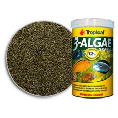 TROPICAL 3-Algae Granulat 250ml/95g