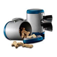Flexi Vario Multi Box - Behälter blau + Kotbeutel