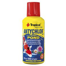 ANTYCHLOR POND 250ml / 5000L - Mittel zur Entchlorung