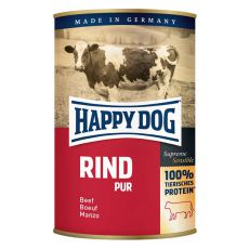 Happy Dog Pur - Rind 400g