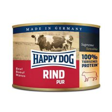 Happy Dog Pur - Rind 200g