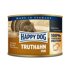 Happy Dog Pur - Truthahn 200g