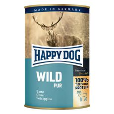 Happy Dog Pur - Wild 400g