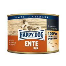 Happy Dog Pur - Ente 200g