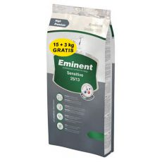 EMINENT Sensitive 15 kg + 3 kg GRATIS