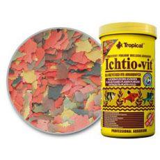 TROPICAL Ichtio-vit 250ml/50g Mehrkomponentenfutter