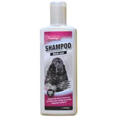 Hundeshampoo für schwarzes Fell 300ml