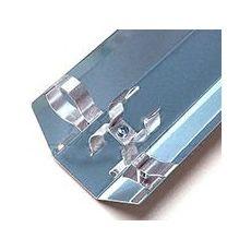 Reflektor für T8 Leuchtstoffröhren  - 38W / 1047mm