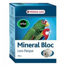 Mineralstein Mineral Bloc Loro Parque 400g