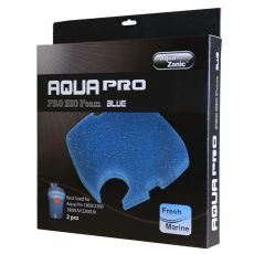 Filter-Bio-Schaumstoff AquaZonic AquaPRO 1800, 1800+UV, 2200+UV - BLUE