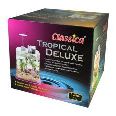 Aquarium Classica Tropical Deluxe - Kunststoff 12l