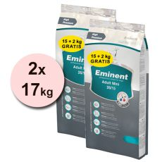 EMINENT Adult Mini - 2 x 17 kg