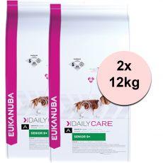 EUKANUBA Daily Care SENIOR 9+ - 2 x 12 kg