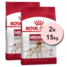 ROYAL CANIN MEDIUM ADULT 2 x 15 kg