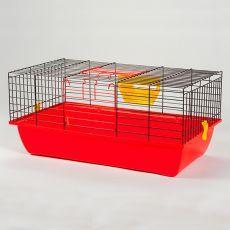 Kanninchen- und Meerwschweinchenkäfig - Rabbit 70 color