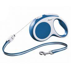 Flexi Vario S Seil-Leine bis 12kg, 8m Seil - blau