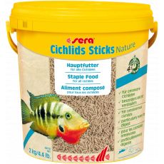 sera Cichlids Sticks 10L / 2kg