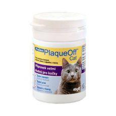 PlaqueOff Cat - Entfernung und Vorbeugung von Zahnstein, 40g