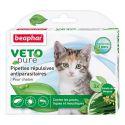 Tropfen gegen Ungeziefer für Kätzchen, natürlich - 3 Stk