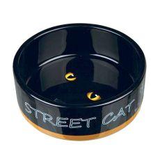 Keramiknapf für Katzen Street Cat - 0,3 L