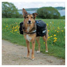 Packtaschen für Hundegeschirr JULIUS K9 (L, L-XL) - schwarz