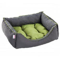 Schlafplatz für Hunde und Katzen SIESTA - grau, 70 x 60 cm