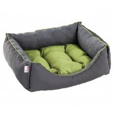 Schlafplatz für Hunde und Katzen SIESTA - grau, 40 x 30 cm