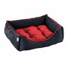 Schlafplatz für Hunde und Katzen SIESTA - schwarz, 40 x 30 cm