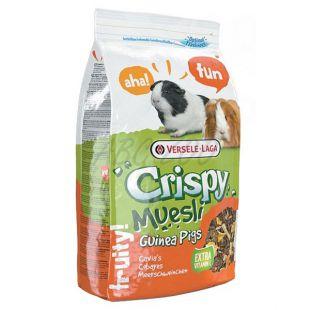 Crispy Muesli - Futter für Meerschweinchen  2,75kg