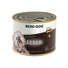 BEWI DOG Pâté - Leber, 200g