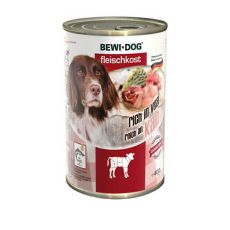 New BEWI DOG Nassfutter – Kalb, 400g
