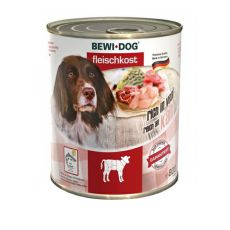 New BEWI DOG Nassfutter – Kalb, 800g