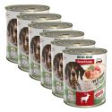 New BEWI DOG Nassfutter – Wild - 6 x 800g, 5+1 GRATIS
