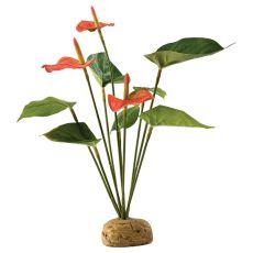 Exo Terra Pflanze für Terrarium - Anthurium bush, 30cm