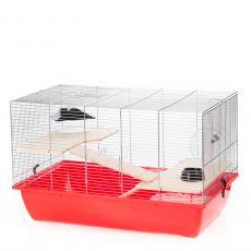 Hamsterkäfig CHARLIE II - 70 x 40 x 44 cm