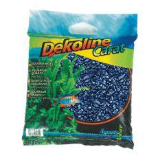 Aquarienkies Dekoline Carat Metallic Blue - 5kg