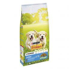 Purina FRISKIES Dog Junior 15kg