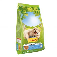 Purina FRISKIES Dog Junior 15kg
