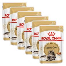 Royal Canin Maine Coon - Frischbeutel, 6 x 85g