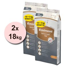 EMINENT Senior Light 2 x 18 kg